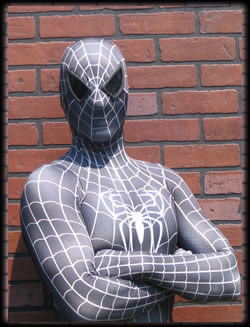 Spiderman Black
